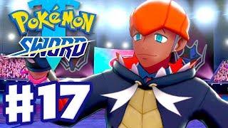 Gym Leader Raihan! - Pokemon Sword and Shield - Gameplay Walkthrough Part 17