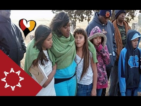 Activist YoNasDa Lonewolf Comes Home to Pine Ridge. Black Indians Truth