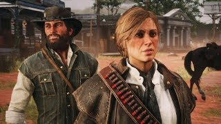 Red Dead Redemption 2 - Mission #100 - A Quick Favor for an Old Friend