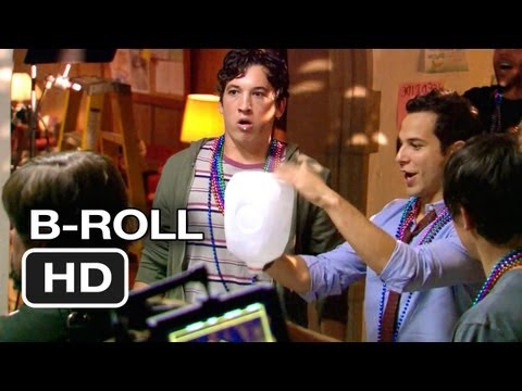 21 and Over Official B-Roll (2013) - Miles Teller, Justin Chon Comedy HD