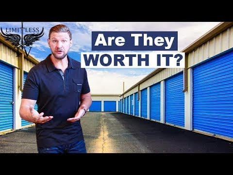 Self Storage vs Single Family Homes - Are Storage Units a Good Investment