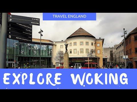 Woking, England