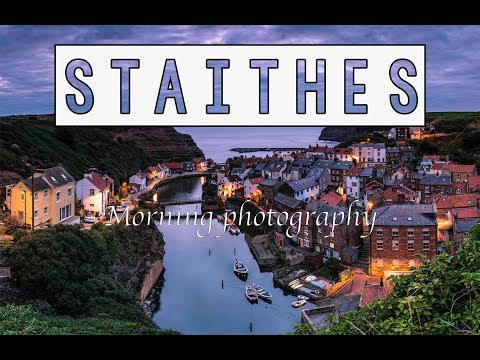 Staithes A Morning Photography Adventure | Landscape Photography