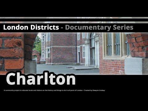 London Districts: Charlton (Tour guide)