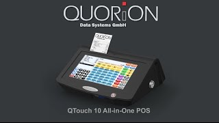 Quorion's qtouch 10 all in one pos system gives business owners everything they need unit without requiring any additional investments. it includes a ...