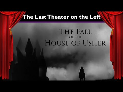 The Fall of the House of Usher (1928) - Full Short Film with Introduction