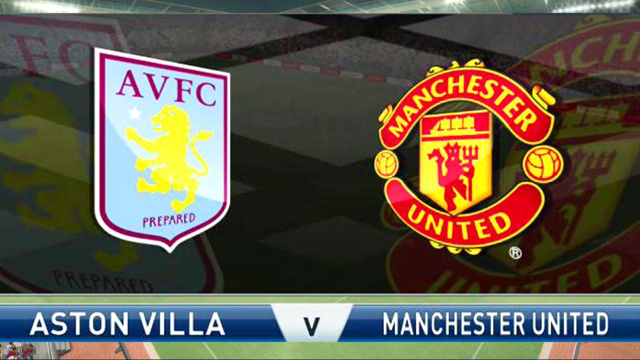 Man Utd Villa