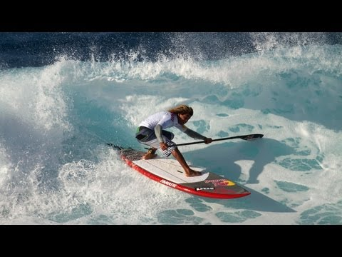 SUP in Hawaii w/ Airton Cozzolino & Kai Lenny - Ep 3