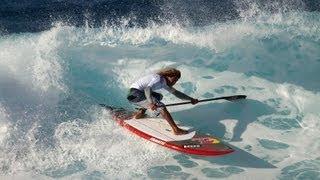 SUP in Hawaii w/ Airton Cozzolino & Kai Lenny - Ep 3 thumbnail