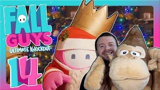 🔴 FALL GUYS: ULTIMATE KNOCKOUT 🏆 #14: Weihnachtsspecial mit Donkey Kong