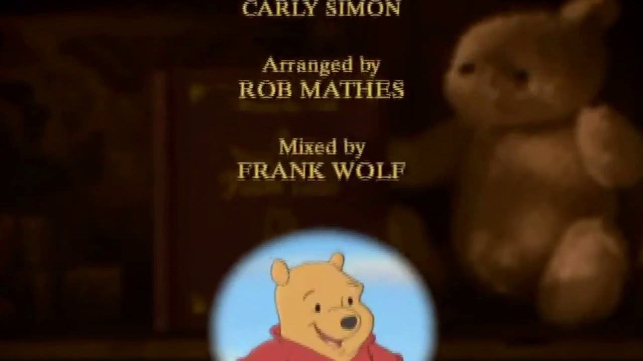 winnie the pooh a very merry pooh year dailymotion