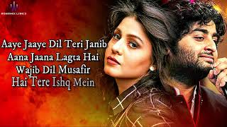 Download song Janib (LYRICS) - Arijit Singh, Sunidhi Chauhan