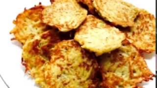 Картофельные оладьи #едаlian