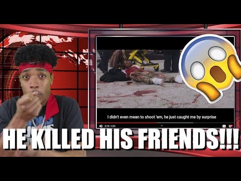 [DOUBLE HOMICIDE] YNW Melly | Murder On My Mind | Reaction by LilAjDre