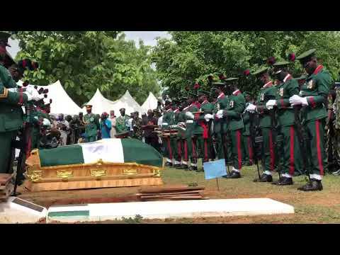 Plane crash: Burial of Chief of Staff, Attahiru, 10 others hold In Abuja