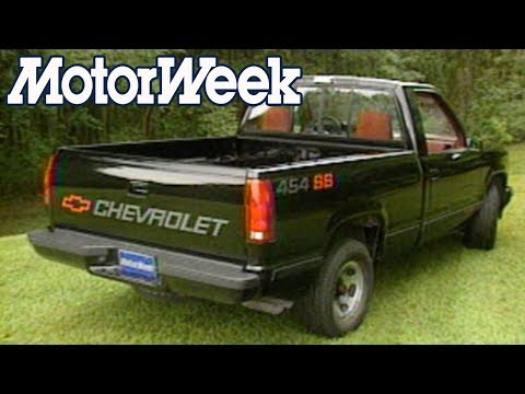 1990 Chevy C1500 454 SS | Retro Review - YouTube