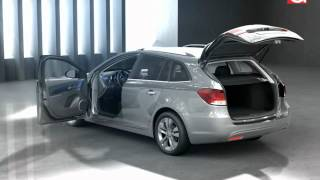 Chevrolet Cruze Station Wagon 2013 Videos