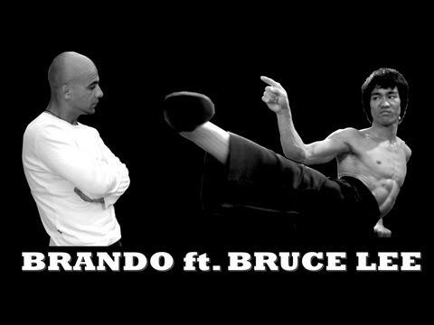 Brando ft.  Bruce Lee - All Fight Scenes - HD