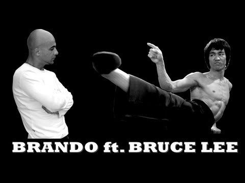 Brando Ft.  Bruce Lee - All Fight Scenes - HD