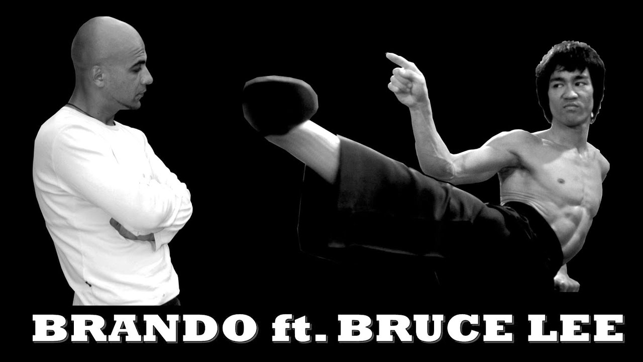 Brando ft. Bruce Lee - All Fight Scenes - HD - YouTube