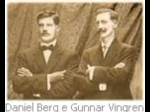 Daniel Berg - pioneiro no Movimento Pentecostal no Brasil