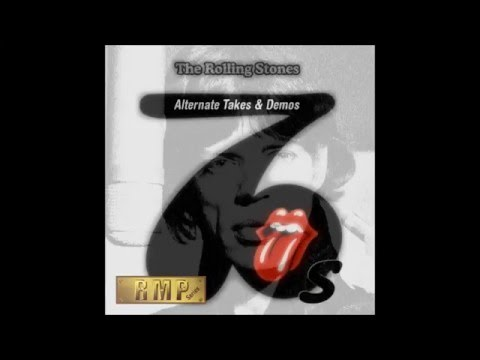 "The Rolling Stones - ""Dancing With Mr. D"" (Alternate Takes & Demos"