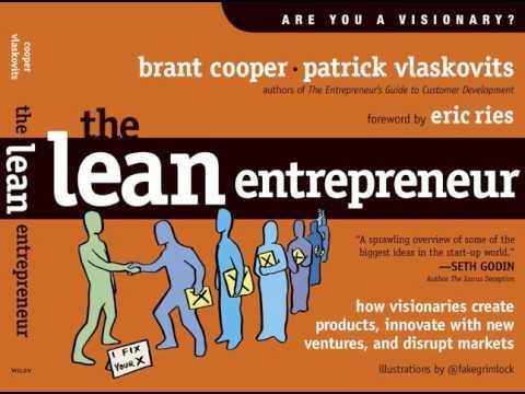 Brant Cooper, Patrick Vlaskovits: The Lean Entrepreneur - AudioBook