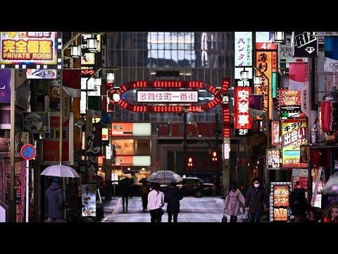 Covid-19: Giappone sull'orlo del collasso?