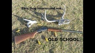 Shooting Stuff With My OLD 20 Gauge SHOTGUN! This Was Fun