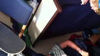 Best Bunk Bed Prank Ever