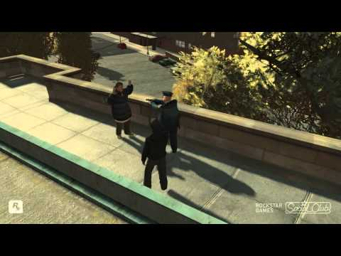 GTA 4 - Funny Moment Montage 10 (PC)