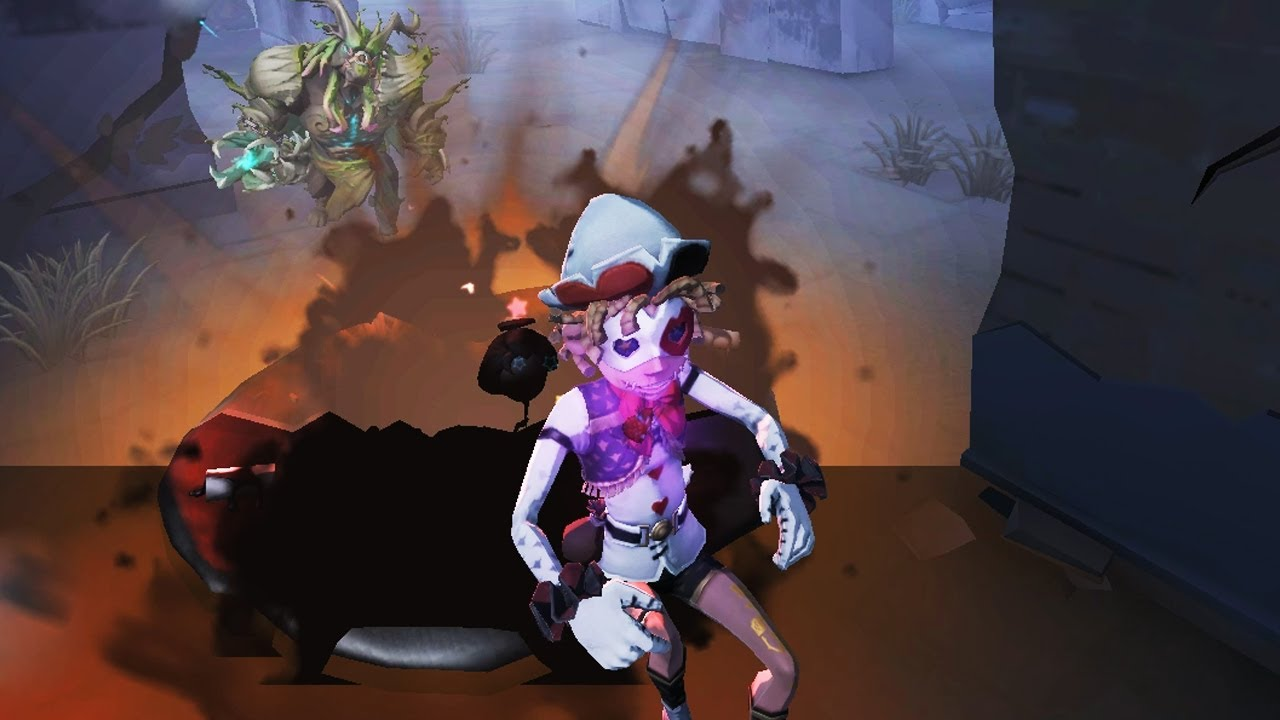 Sparrow & hook bug / Gameplay / Identity V