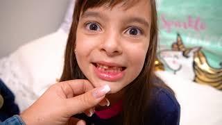 LAURINHA NO ENIGMA DA FADA DO DENTE