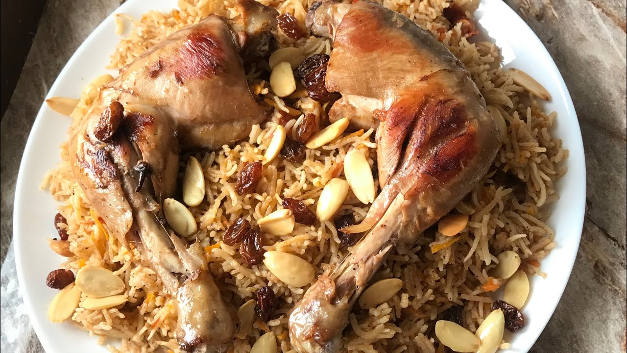 Chicken Kabsa Recipe Saudi S Famous Al Kabsa Recipe Youtube