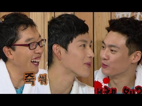 Happy Together - Forever Alone Special w/ Siwan of ZE:A, Kim Jedong & more! (2014.01.08)
