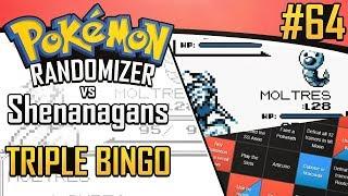 Video Pokemon Randomizer Triple Bingo vs Shenanagans #64 download MP3, 3GP, MP4, WEBM, AVI, FLV Agustus 2018