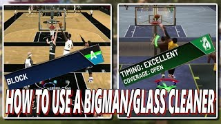 HOW TO USE GLASS CLEANER IN NBA 2K19(NBA 2K19 TIPS)