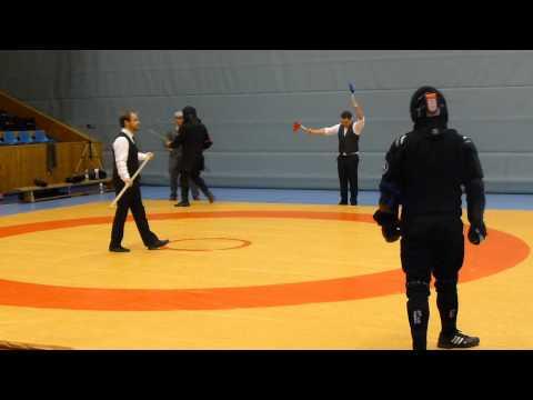 Swordfish 2013 Sabre: Mark Wilkie vs Polack III