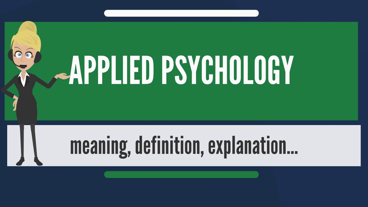 12 branches of psychology and their definition