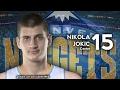 NIKOLA JOKIC TOP 10 PLAYS