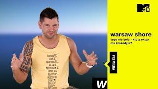Warsaw Shore - TEGO NIE BYŁO | Zwierzęta egzotyczne