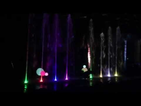 ITE EE-CW Musical Fountain PLC Competition 2014