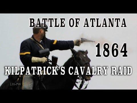 Civil War 1864 - Battles For Atlanta Pt. 4