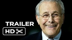 The Unknown Known Official Trailer #1 (2014) - Donald Rumsfeld Documentary HD