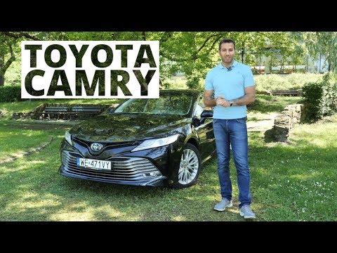 Toyota Camry – cały luksus tylko dla mnie