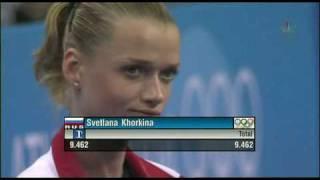 Svetlana Khorkina - 2004 Athens Olympics - AA VT