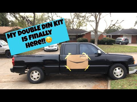 How To Install A Double Din Radio On A 99-02 Silverado/Sierra (PART 2)