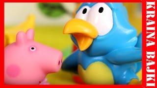 Świnka Peppa & Papuzia Tratwa | Adopcja Ptaszka | Bajka po polsku