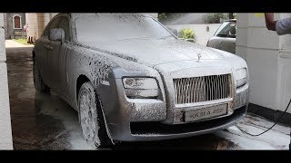 This is How Rolls Royce takes Shower   Ceramic Coated by KeyStone   Car Detailing