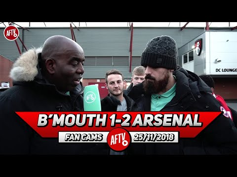 Bournemouth 1-2 Arsenal | Mkhitaryan Was Terrible Today! (Turkish)